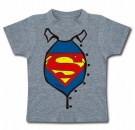 Camiseta SUPERMAN ACTION GC