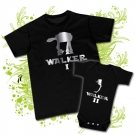 Camiseta PAPA WALKER 1 + Body WALKER 2 BC