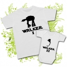 Camiseta PAPA WALKER 1 + Body WALKER 2 WC