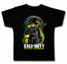 Camiseta CALL OF DUTY & VEGETA BC