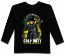 Camiseta CALL OF DUTY & VEGETA BL