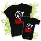 Camiseta MAMA LINKIN PARK + Body LINKIN PARK BC