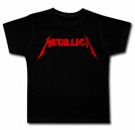 Camiseta METALLICA RED BC