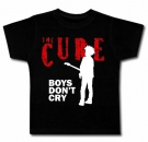 Camiseta THE CURE BOYS DON´T CRY BC