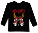 Camiseta AEROSMITH WALK BML