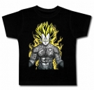 Camiseta VEGETA TATTOO BC