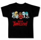 Camiseta THIS IS THRILLER ZOMBIES BMC