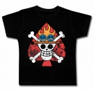 Camiseta ONE PIECE PICAS BC
