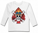 Camiseta ONE PIECE PICAS JOLLY TOGE WC