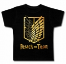 Camiseta ATTACK ON TITAN BC