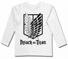 Camiseta ATTACK ON TITAN WL
