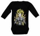 Body bebé VEGETA TATTOO BL