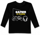 Camiseta GAMER TRAINING BL