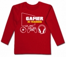 Camiseta GAMER TRAINING RL
