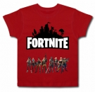 Camiseta FORTNITE GUERREROS