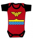Body bebé WONDER WOMAN RC