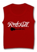 Camiseta sin mangas ROCK & ROLL TR