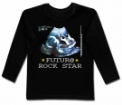 Camiseta FUTUR@ ROCK STAR BL
