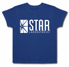 Camiseta STAR LABORATORIES AC