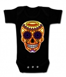 Body bebé CALAVERA MEXICANA OLD PASO BC