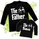 Camiseta THE FATHER + Camseta THE SOON