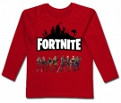 Camiseta FORTNITE PERSONAJES