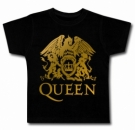 Camiseta QUEEN GOLD