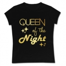 Camiseta MAMÁ QUEEN OF THE NIGTH
