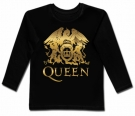 Camiseta QUEEN GOLD ROCK