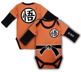 Body bebé SON GOKU JAPAN