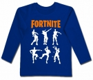 Camiseta FORTNITE BAILES VICTORIA