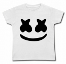 Camiseta Marshmello Smile