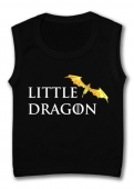 Camiseta sin mangas LITTLE DRAGON