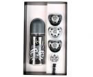SET REGALO ROCK STAR BABY HEART & WINGS