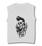 Camiseta sin mangas ROCK & ROLL MUSIC