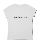 Camiseta mamá FRIENDS WHITE