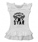 Vestido BORN TO BE A ROCK STAR