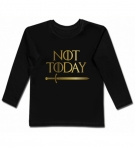 Camiseta NOT TODAY Arya Star