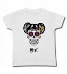 Camiseta CALAVERA GIRL