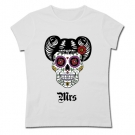 Camiseta mamá CALAVERA TATTO Mrs