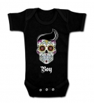 Body bebé CALAVERA MEXICAN BOY