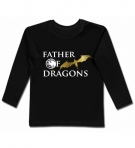 Camiseta FATHER OF DRAGONS (Padre de Dragones)