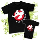 Camiseta PAPA Ghostbusters Gym + Body bené Ghostbusters in training