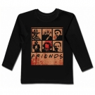 Camiseta FRIENDS TERROR VIÑETA
