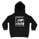 Sudadera STRANGER THINGS WARNING DANGEROUS DEMODOG
