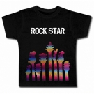 Camiseta ROCK COLORS