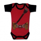 Body bebé Deadpool Full Equip