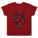 Camiseta DEADPOOL KATANAS