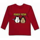 Camiseta PENGUIN FICTION PISTOLAS