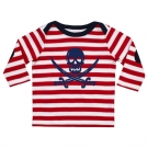Camiseta coderas PIRATA BLUE